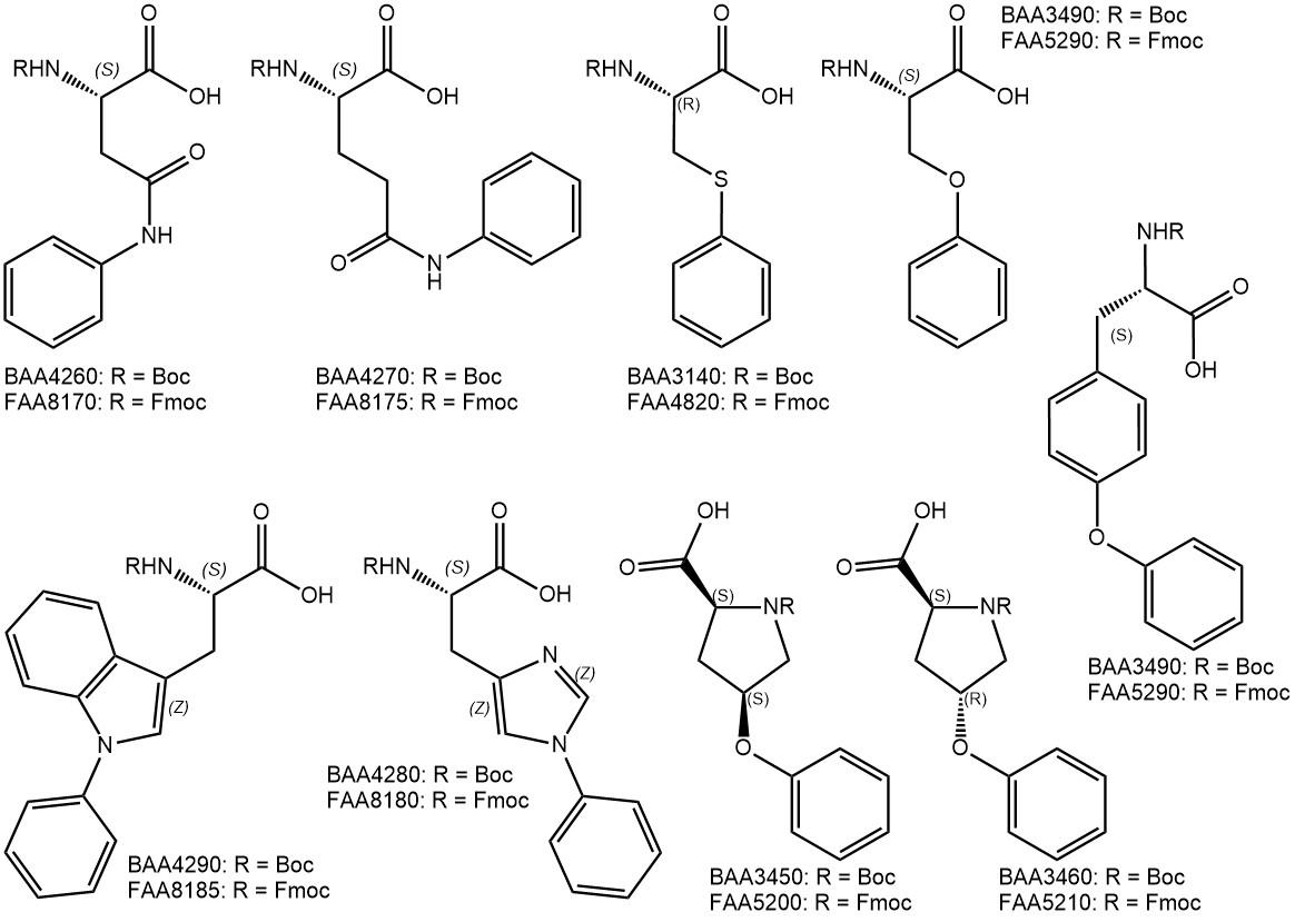 phenyl-aas