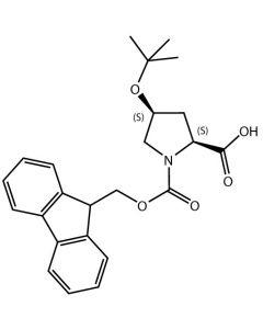Fmoc-L-Hyp(tBu)-OH (cis)