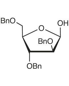 2,3,5-Tri-O-benzyl-beta-D-arabinofuranose