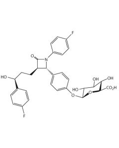 Ezetimibe phenoxy-beta-D-glucuronide