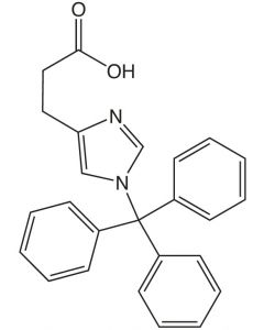 Deamino-His(Trt)-OH*HCl