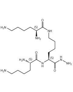 (Lys)2-Lys-N2H3*5TFA