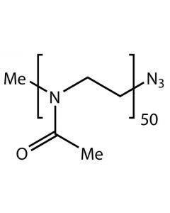 Me-PMeOx(50)-N3