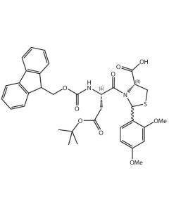 Fmoc-L-Asp(tBu)-L-Cys[PSI(Dmp,H)pro]-OH