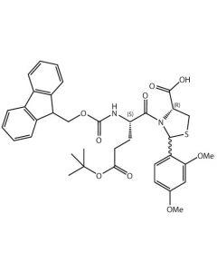 Fmoc-L-Glu(tBu)-L-Cys[PSI(Dmp,H)pro]-OH
