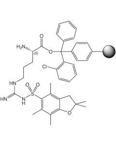 H-L-Arg(Pbf)-2CT Resin