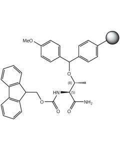 Fmoc-L-Thr(MeO-BH resin)-NH2