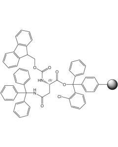 Fmoc-L-Asn(Trt)-2CT Resin
