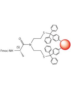 Fmoc-L-Ala-SEA-PS resin