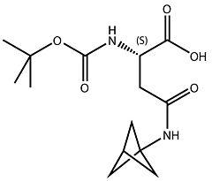 Boc-L-Asn(BCP)-OH