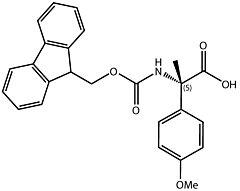 Fmoc-alpha-Me-L-Phg(4-OMe)-OH