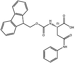 Fmoc-L-Asn(Ph)-OH
