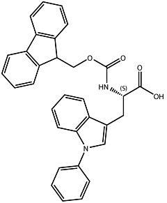 Fmoc-L-Trp(Ph)-OH
