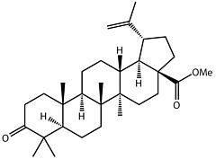 Betulonic acid methyl ester