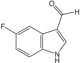 5-Fluoroindole-3-carboxaldehyde, 99%