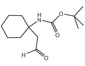 Boc-NH-cyclohexane-CHO