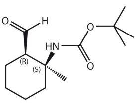 Boc-NH-cis-MeCyclohexane-CHO