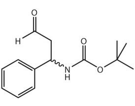 Boc-NH-3-phenylpropanal