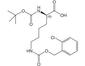 Boc-D-Lys(2Cl-Z)-OH