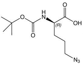 Boc-D-Orn(N3)-OH*CHA