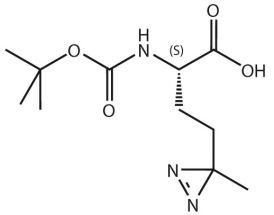 Boc-L-Photo-Methionine*DCHA