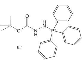 Boc-HNNH-PPh3 Br