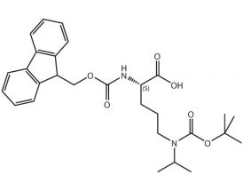 Fmoc-L-Orn(Boc,iPr)-OH