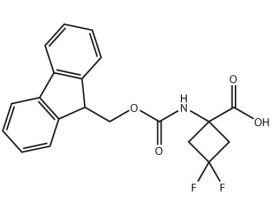 Fmoc-NH-3,3-difluorocyclobutane-COOH