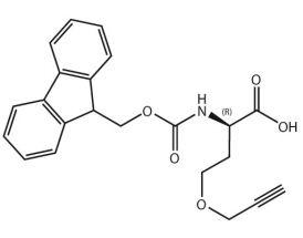 Fmoc-D-Hse(2-Propynyl)-OH