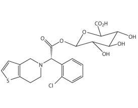 Clopidogrel acyl-beta-D-glucuronide
