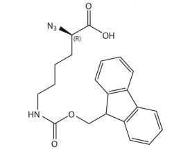 N3-D-Lys(Fmoc)-OH