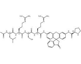 Ac-LRSR-Rh110-p TFA salt