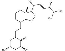 1-alpha-Hydroxy-Vitamin D2-d6