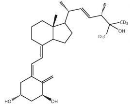 1-alpha,25-Dihydroxy-Vitamin D2-(26,26,26,27,27,27-d6)