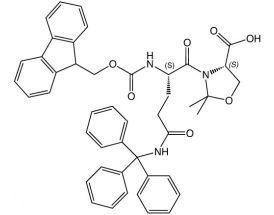 Fmoc-L-Gln(Trt)-L-Ser[PSI(Me,Me)Pro]-OH