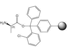 H-D-Ala-2CT Resin