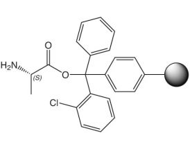 H-L-Ala-2CT Resin