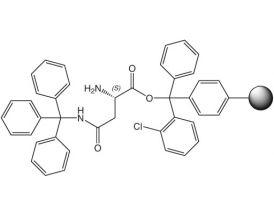 H-L-Asn(Trt)-2CT Resin