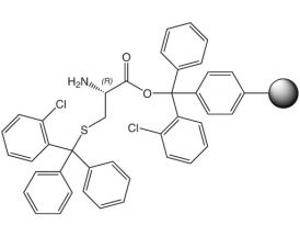 H-L-Cys(Clt)-2CT Resin