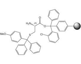 H-L-Cys(Mmt)-2CT Resin