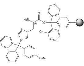H-L-His(Mmt)-2CT Resin