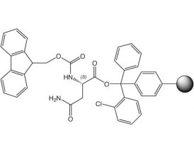 Fmoc-L-Asn-2CT Resin