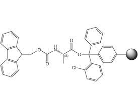 Fmoc-L-Ala-2CT Resin