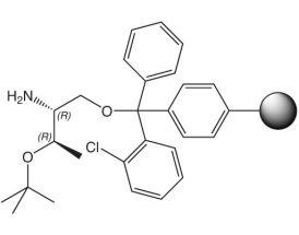 H-L-Thr(tBu)-ol-2CT Resin