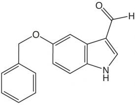5-Benzyloxyindole-3-carboxaldehyde, 98%