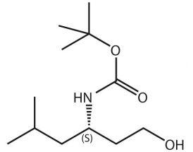 Boc-L-beta-homoLeu-ol
