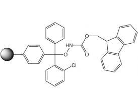 Fmoc-NH-O-2CT Resin
