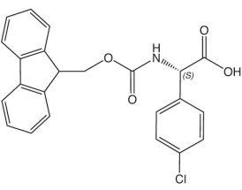 Fmoc-L-Phg(4-Cl)-OH