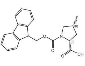 Fmoc-D-Pro(4-F)-OH (2R,4R)