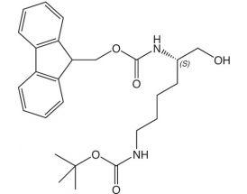 Fmoc-L-Lys(Boc)-ol